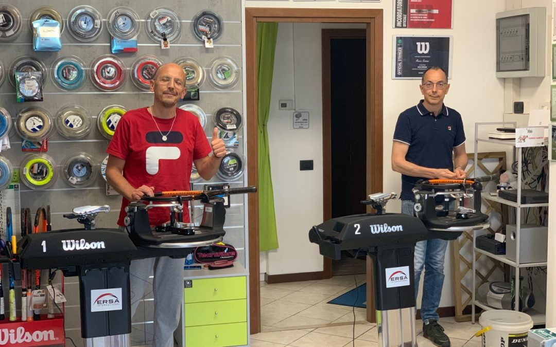 Workshop PROFESSIONAL STRINGER del 03/06/19