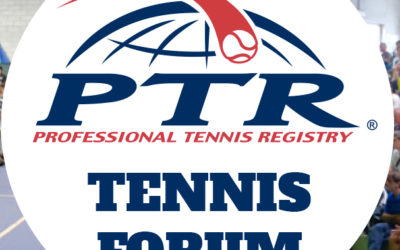 PTR Tennis Forum – Meeting Annuale